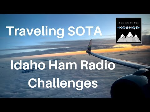 Winter Field Day 2019 - Idaho SOTA & Ham Radio