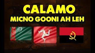 Calamo micno gooni ah | iyo micnahooda | #OGAANSHO