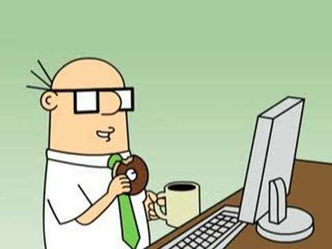 Dilbert Animated Cartoons by RingTales on Apple Podcasts
