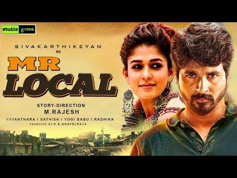 SK13 Title Revealed : Mr. Local | Sivakarthikeyan Next Thriller Film | Nayanthara , Hip Hop