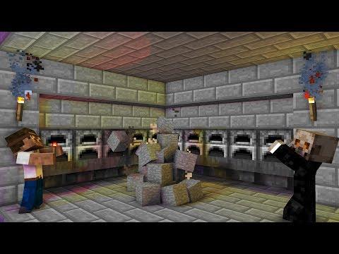 NU HAR VI STEN | Minecraft Let's Play på 90gQ | #50