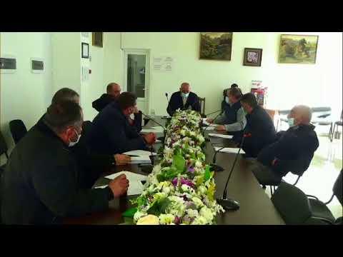 22.01.2021 թվականի թիվ 2 արտահերթ ավագանու նիստ