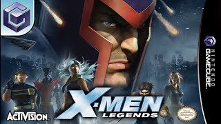 Longplay of X-Men Legends