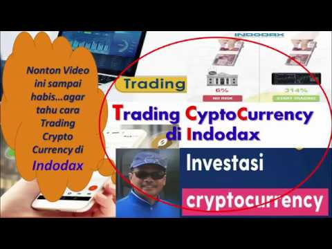 Tutorial Trading Cryptocurrency diI ndodax