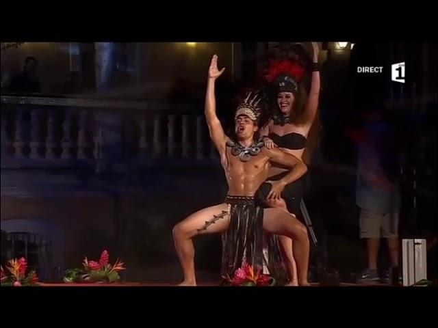 Meilleurs Danseurs Danseuses Couples Danse Tahitienne Ori Tahiti