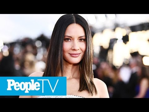 Olivia Munn Denies That She's Dating Chris Pratt And Shares Her Texts With Anna Faris | PeopleTV