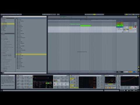 Malux - SUBPAC Tutorial - Ableton FM Bass (SUBPAC Optimized)
