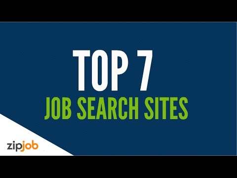 Top 7 Job Search Sites in 2018