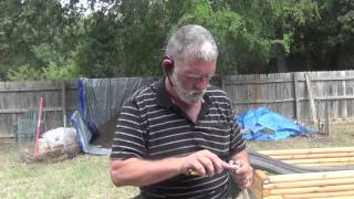 How To Build A Sub-irrigated Raised Gardening Bed (pt 2)
