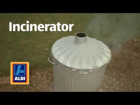 Aldi Incinerator