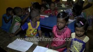 Repeat youtube video Free education for kids at Morawaka Children Centre, Sri Lanka