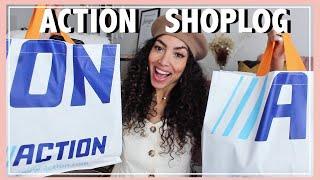 MEGA ACTION SHOPLOG // Larissa Bruin - EXTRA VIDEO