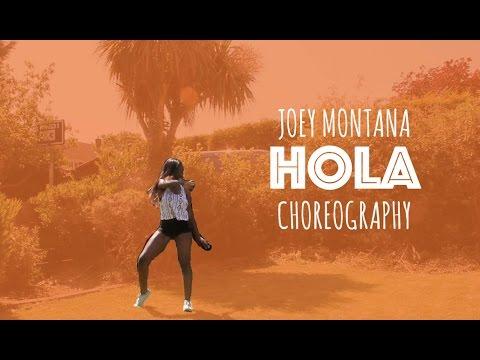 Joey Montana - Hola | @LeoniJoyce Choreography/Coreografia
