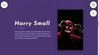 8b Easy Website Builder   Music Website Template! thumbnail