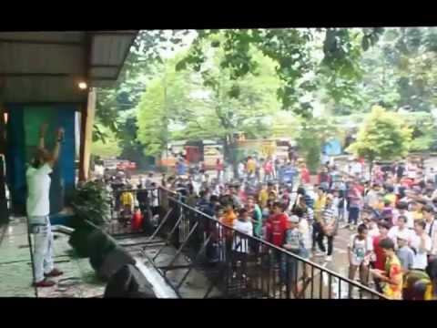 nice time - muirapuama reggae @taman topi Bogor