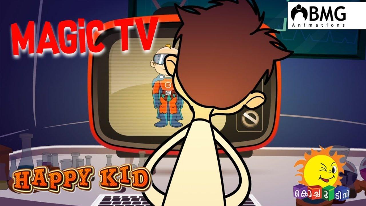Happy Kid | Magic TV | Episode 136 | Kochu TV | Malayalam