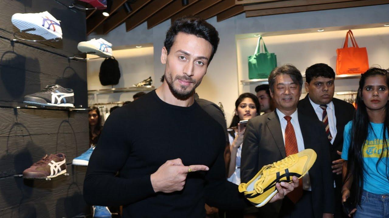 Tiger Shroff launch | Onitsuka Tiger