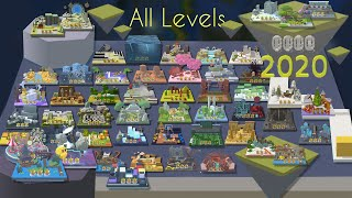 Dancing Line *All Levels* 2020 (NewFaded, Samurai, Third Anniversary, Videogame etc..) SHAvibe screenshot 4