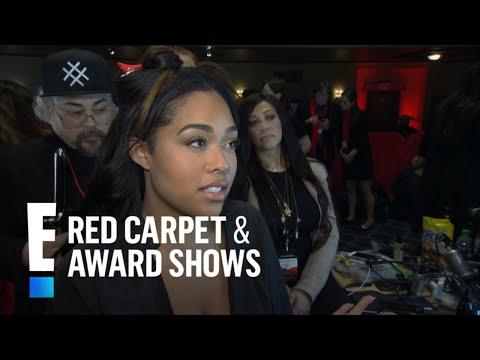Jordyn Woods Talks Stormi's Birthday, Health & Kylie Collab | E! Red Carpet & Award Shows
