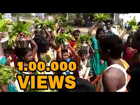 Mariamman pampai in salem konganapuram 2018