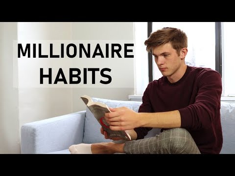 5 Millionaire Habits That Changed My Life