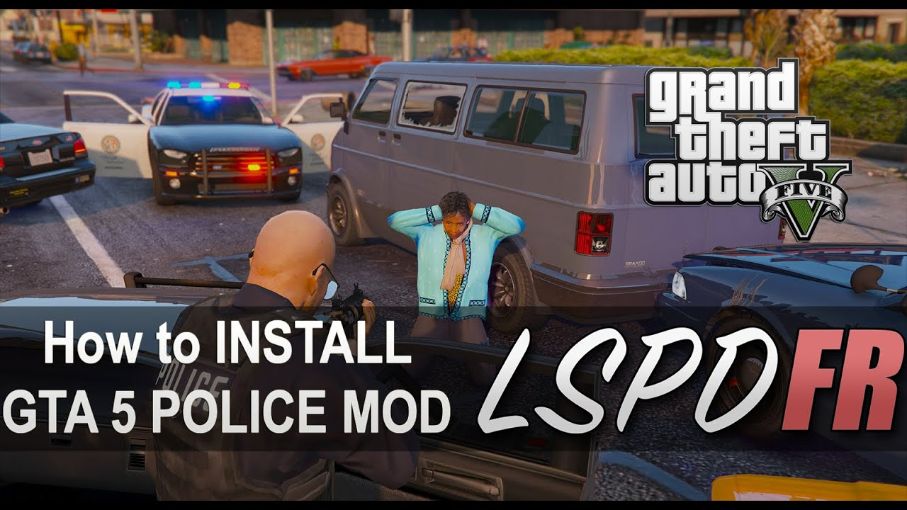 Gta  Police Mod How To Install Like Lspdfr Pc Tutorial