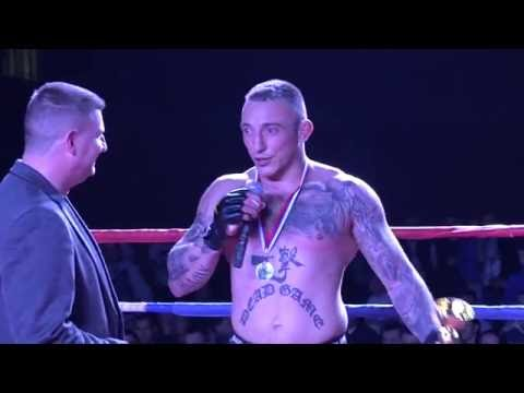 Dusan Dzakic vs. Dragoljub Joksovic Joksa, Combat Challenge 10