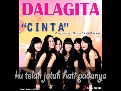 DALAGITA - Cinta (Lyrics Video)