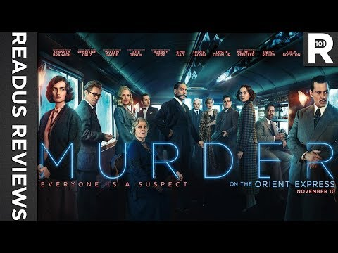 Murder on the Orient Express Review   READUS 101