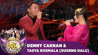 Download lagu COCOK BANGET! Duet Denny Caknan Dan Tasya Rosmala [SUGENG DALU] - Road To KDI 2020