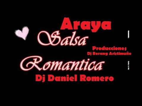 Salasa Romantica Vs Salsa Brava Mix Vol1 Dj Daniel R  Prod  Rorang