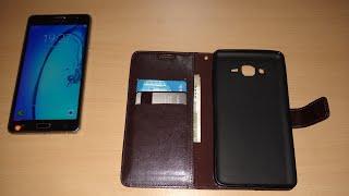 Best Leather Flip Cover Case for Smartphones