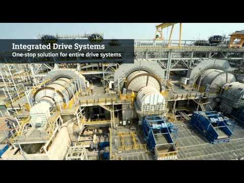 Sentinel: Siemens Gearless Mill Drives