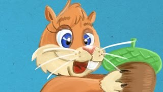 How to Draw a Cartoon Squirrel in 5 Steps
