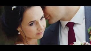 Страстная свадьба Сергея и Юлии в цвете