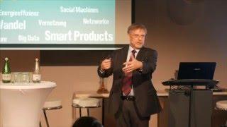 Prof. Dr. Gunter Dueck: Vortrag Digitale Innovation, 18.02.2016, München