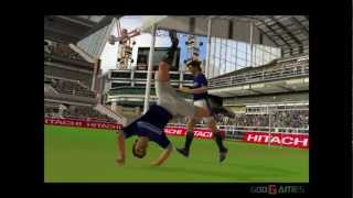 David Beckham Soccer - Gameplay PS2 HD 720P