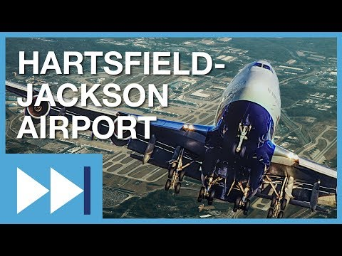 Working at the Busiest Airport in the World | Hartsfield-Jackson Atlanta International Airport