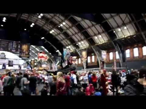 MCM Comic Con Manchester | 2014