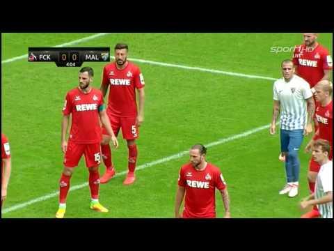 1.FC Köln v FC Malaga – Happy Bet Cup 2016