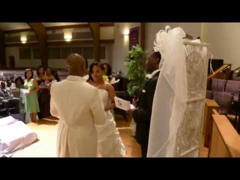 Wedding of Yolanda & Walter Part 1 of 3