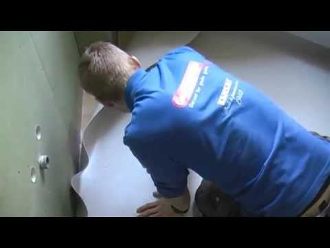 Fantastisk Badeværelse 11 - Vinylgulv - YouTube SW18