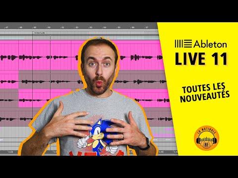 Ableton Live 11 : On découvre les nouveautés !