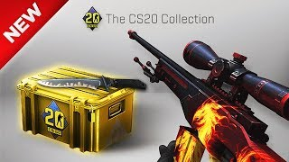 CS20 CASE OPENING! (NEW)