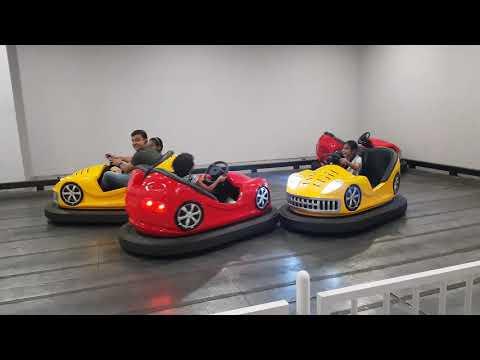 GT World Mall Dashing Car Game