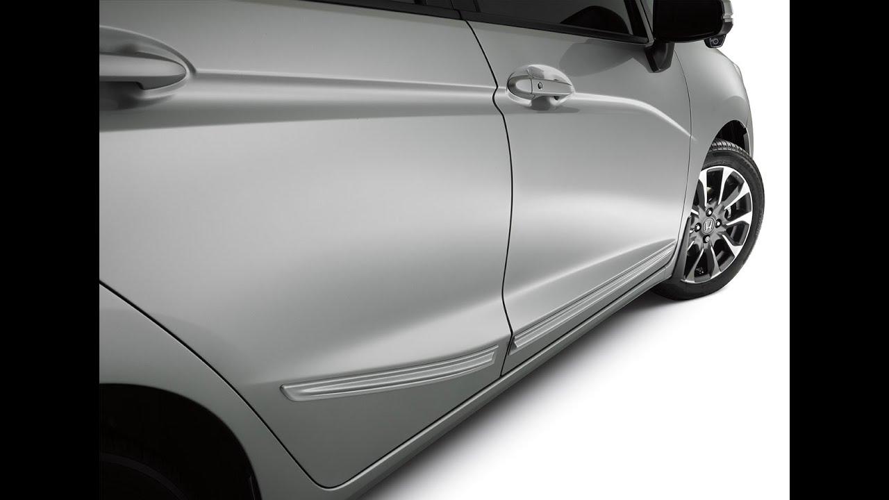 Episode #267 - 2015+ Honda Fit Body Side Molding Installation - YouTube