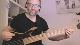Don't Start Now - Bass Cover - Dua Lipa