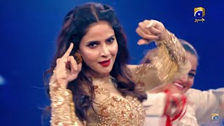 Saba Qamar's Dance Performance at the 18th Lux Style Awards 2019 - Mera Babu Chail Chabeela