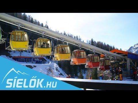 Heiligenblut - Fleissalm Tunnelbahn   Síelők.hu