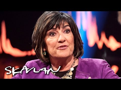 Amanpour on CNN being called «fake news» by Trump: – It's really corrosive | Skavlan